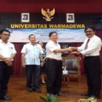 Kuliah Tamu Kerjasama Antara MAP dan Ilmu Administrasi FISIP Unwar